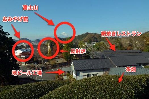 蔵屋鳴沢の絶景写真撮影ポイント?
